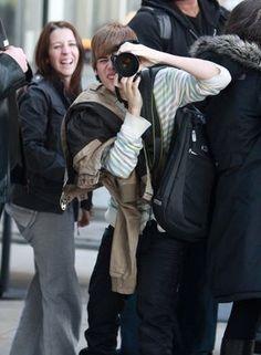 Candids > 2010 > March 3rd - Toronto Airport - Justin Bieber Photo (10717324) - Fanpop