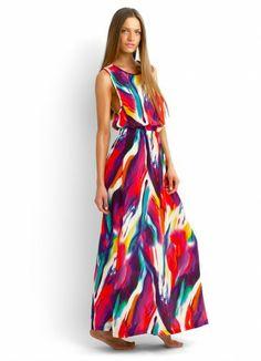 Seafolly// blur dress