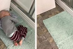 In one simple side-by-side photo, a grieving Maryland mother revealed the profound heartbreak of losing a child to cancer. Losing A Child, Losing Her, Waiting For Him, End Of Life, Childhood Cancer, Say I Love You, 4 Year Olds
