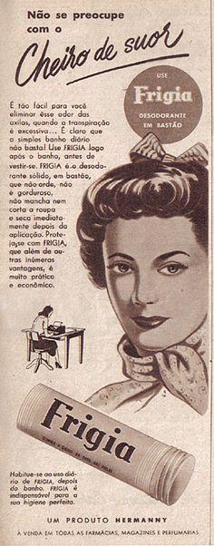 Memória Viva apresenta: O Cruzeiro - Propaganda << Anos 50 >>