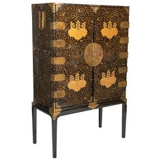 Japanese Table, Japanese Paper, Vintage Japanese, Japanese Furniture, Asian Furniture, Decorative Objects, Decorative Boxes, Cabinets For Sale, Vine Design