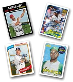 MLB 2012 Topps Archives, Pack of 24 by Topps. $83.99. Archives Baseball returns! From today's stars on classic Topps designs to iconic reprints and recreations of memorable insert sets, Topps Archives has it all. Look for an assortment of autographs including Fan Favorites and Topps Originals and uncover special gems with redemptions from the Topps Vault. This is the ultimate collection for the Topps Baseball Card enthusiast! 2 Fan Favorites Autographs Per Hobby Box! * 200 B...