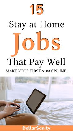 Looking yo make money from home? Here are jobs you can do from home as a beginner. Learn how to make money on the side using these side hustle ideas to make extra money. Ways To Earn Money, Earn Money Online, Way To Make Money, How To Make, Home Jobs, Make Money From Home, Extra Money, Saving Tips, Personal Finance