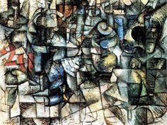Avanguardie: Rhythms of objects: Carlo Carrà Giacomo Balla, Italian Futurism, Futurism Art, Italian Painters, Grand Palais, Art Database, Drawing, Picasso, New Art