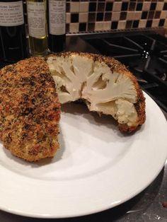 Whole Cauliflower Roast   Tiffany Lee Gaston