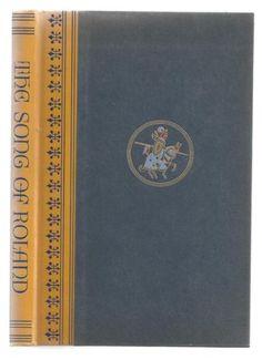 The Song of Roland by Charles Scott Moncrieff http://www.amazon.com/dp/B001HXOCFS/ref=cm_sw_r_pi_dp_1O-oub1B93TTZ