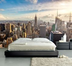 Fotobehang, Muurposter, New York 350 x 260 cm. Art. 97044