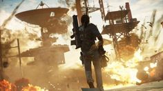 Game piracy is coming to an end with the help of Just Cause 3