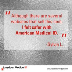 We're happy to have you as our customer, Sylvia!