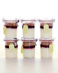 Mini Cheesecake Jars!