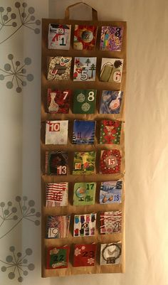 recycle bin advent calendar by khelanew, via Flickr