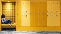 As elite professional environments become more WeWork-like, lockers are the new offices.