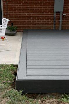 r sultat de recherche d 39 images pour faire une terrasse pas cher sur sol denivel jardin en. Black Bedroom Furniture Sets. Home Design Ideas
