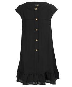 c257be58f9f FENDI TWILL BABY DOLL DRESS Funky Fashion