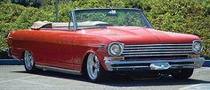 1962 Chevy II Nova Jay Hodapp Las Vegas, Nevada