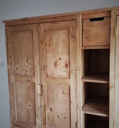 Marc's Wood Bespoke Joinery - custom handmade furniture from natural wood Rustic Bedroom Furniture, Wooden Bedroom, Scandinavian Furniture, Handmade Furniture, Home Furniture, Furniture Ideas, Bedroom Built In Wardrobe, Bedroom Built Ins, Modern Rustic Bedrooms