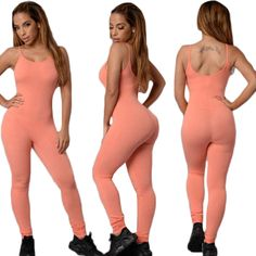 Tight jumpsuit women 2017 summer fashion sexy halter long section tight leotard suspenders piece pants 7 Colors
