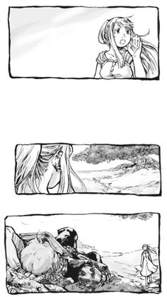 Ed x Winry doujinshi - Edward Elric and Winry Rockbell Photo (7402994) - Fanpop