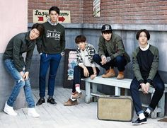 Clothing brand 'NII' releases 2014 F/W season videos and photos of WINNER | allkpop.com