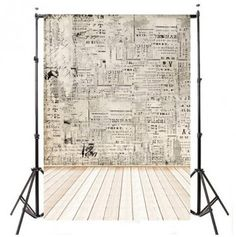 Fotografické pozadí v novinářském stylu - 2,1 x 1,5 m