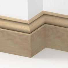 Solid Oak Ogee Skirting is made from the finest quality American White Oak. We have this item available in various finishes and sizes. Floor Skirting, Wooden Skirting Board, Skirting Boards, Wooden Door Hangers, Wooden Doors, Drywall Corners, Wood Molding, Moldings, Home Plans
