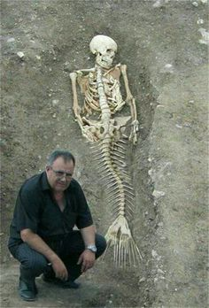 Mermaid?? yes..i know this is creepy, but i wonder.....