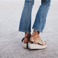summer wrap sandal wedges