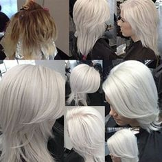 Platinum Ice (On Frozen Blonde)