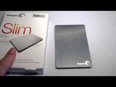 Seagate Slim Review - http://cpudomain.com/computer-accessories/seagate-slim-review/