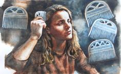 The Bronze Age Egtved Girl and her Combs by Libor Balák