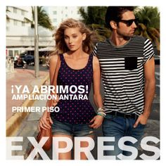 Express ya abrió sus puertas en Antara, varios clientes ya recibieron su tarjeta de regalo, no se queden sin conocer la Boutique.