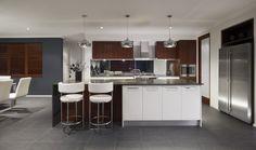 Cozinhas contemporâneas Melbourne   Select Kitchens Melbourne