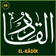 Esma-ül Hüsna. En güzel isimler Allah'ın dır. O'na o güzel isimleriyle dua edin. ALLAH'ın 99 ismi vardır. Kim bunları ezberlerse Cennete girer.