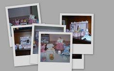 Las miniaturas de Nualamary: Tutorial como hice el mobiliario de la tienda infantil
