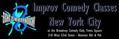 Improv For kids, teens & Adults at the #Broadway #Comedy #Club Weekly Classes more at http://www.eightimprov.biz/classes.html