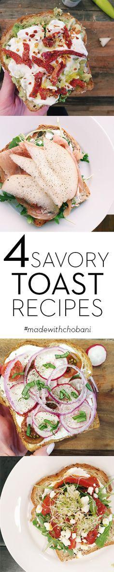 Toast time! #madewithchobani
