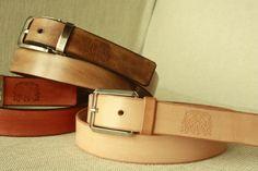 Belts handmade https://www.facebook.com/koiros.epelexos