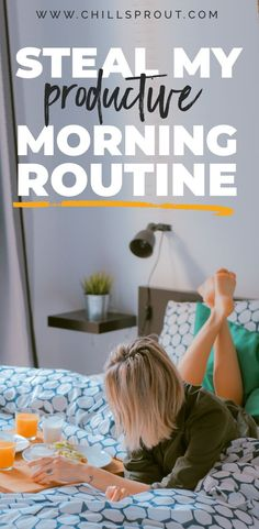 A productive day stars with a morning ritual that works specifically for you. Have a look at my 3 step morning routine and steal it to be a productive business owner (solopreneur)! Time Management Worksheet, Time Management Strategies, Success Mindset, Positive Mindset, Positive Living, Morning Ritual, Miracle Morning, Productive Day, Personal Goals