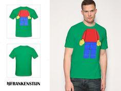 Lego Shirt by Frankenstijn