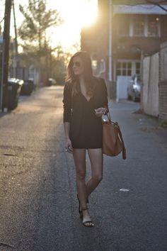 Fashion Inspiration   Black Lace Romper
