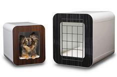 Kooldog House, A Contemporary and Stylish Indoor Home and Crate For Your Contemporary and Stylish Dog.