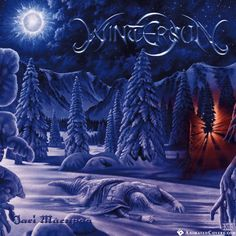 Wintersun 1st album animated cover artwork by www.animatedcovers.com #wintersun #powermetal #blackmetal #deathmetal #thrashmetal #heavymetal #metal #animatedcovers #gifs #animatedgifs #gifcovers
