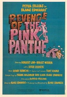 Revenge of the Pink Panther is the sixth film in The Pink Panther film series. Released in 1978, it was the last entry released during the lifetime of series star Peter Sellers, who died in 1980. It is also the last entry to be distributed solely by United Artists, which merged with Metro-Goldwyn-Mayer in 1981. The opening credits were animated by DePatie-Freleng Enterprises.