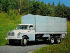 GALERIE: Tatra Hvězda stavenišť i pískovišť ve velké galerii Commercial Vehicle, Classic Trucks, Cool Trucks, Cars And Motorcycles, Eastern Europe, Coaches, Agriculture, Construction, Beauty