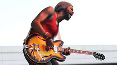 Absolutely  love Gary Clark Jr saw him in Boston with a guitar playing friend in Nov 2012.
