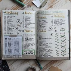 If you don't know what a bullet journal is, it's basically a notebook where you can get creative with and keep track of different areas in your life. Bullet journal goes beyond the typical weekly planners and to-do lists. Of course you can include those in your journal but the possibilities are limitless. Here are …