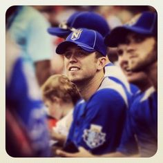 Buster at the All Star GameSFGiants.com: Instagram