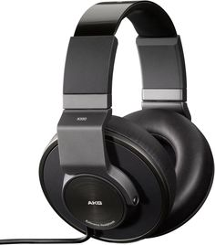 AKG K550 Headphone Review | BEST CLOSED BACK REFERENCE?