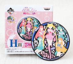 Sailor Moon Art Mirror 20th Anniversary Pretty Soldier Ver. JAPAN ANIME
