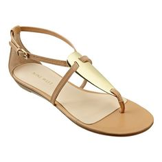 Nine West: Shoes Flat Sandals Weslie - Sandal